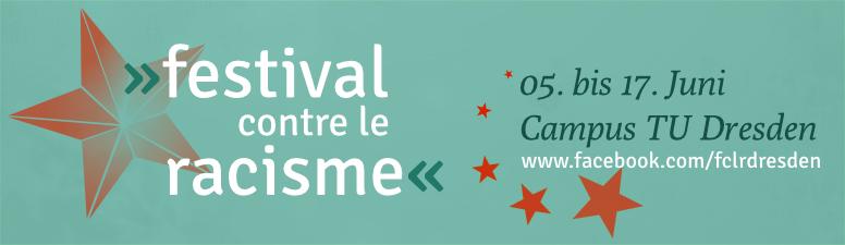 Banner festival contre le racisme 2013