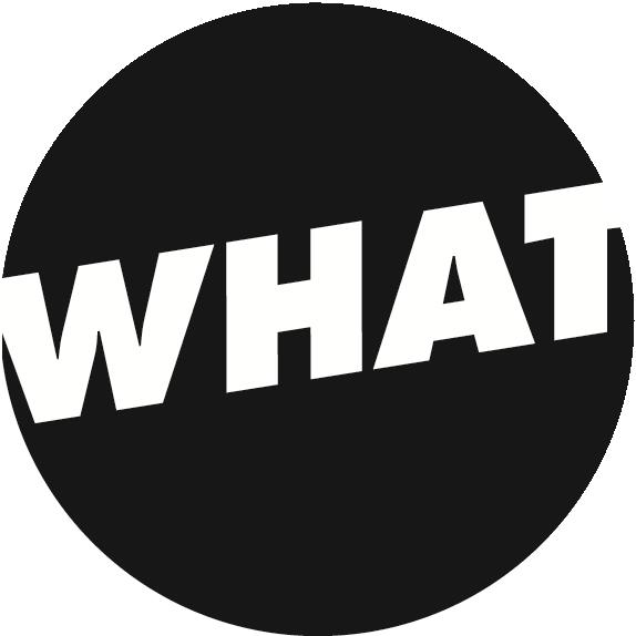 Logo von WHAT (Dresden)